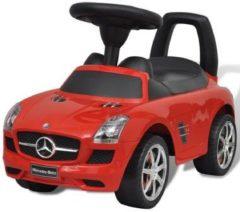 Rode VidaXL Mercedes Benz Loopauto (Rood)