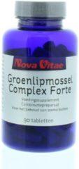 Nova Vitae Groenlipmossel complex forte 90 Tabletten