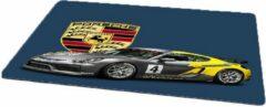 Blauwe Kimano Gaming muismat - Porsche - 27 x 36 cm