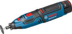 Bosch Professional GRO 12 V LI 06019C5001 Accu-multifunctioneel gereedschap Incl. 2 accus, Incl. accessoires, Incl. koffer 9-delig 12 V 2 Ah