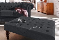 Premium collection by Home affaire Hocker »Chesterfield«