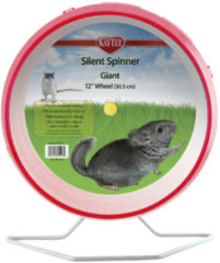 Super Pet Trainingsmolen Silent Spinner Assorti - Speelgoed - 15x30x36 cm