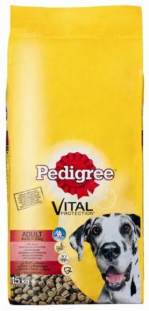 Afbeelding van Pedigree Vital Protection Adult Maxi - Rund en rijst - Hondenvoer - 15 kg