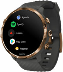 Suunto 7 sport horloge Koper, Grafiet Touchscreen 454 x 454 Pixels Bluetooth