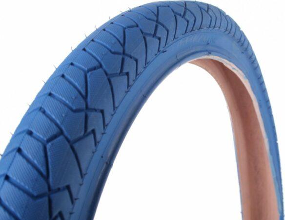 Afbeelding van Donkerblauwe Delitire Buitenband Freestyle S-199 20 X 1.95 (54-406) D.blauw
