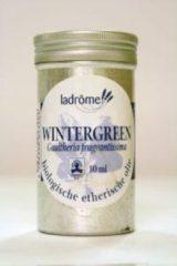 Groene La Drome Ladrome Wintergreen olie bio 10 Milliliter