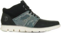 Zwarte Hoge Sneakers Timberland Bradstreet Half Cab