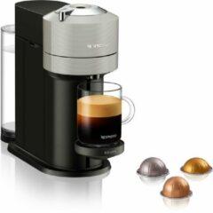 Grijze Krups Nespresso Vertuo Next XN910B10 - Koffiecupmachine - Silver