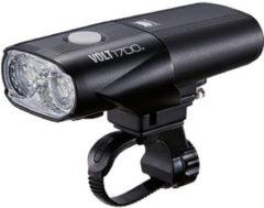 Zwarte Cateye Volt 1700 Rc voorlamp (oplaadbaar, 1700 lm) - Voorlampen