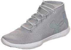Street Precision Mid Trainingsschuh Damen Under Armour overcast gray / glacier gray