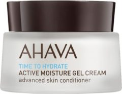 AHAVA Time to Hydrate Active Moisture Gel Cream Gezichtscrème 50 ml