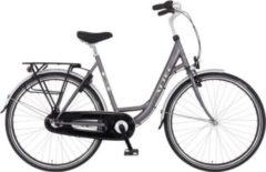 28 Zoll Damen Holland Fahrrad 3 Gang Hoopfietsen... grau, 47cm
