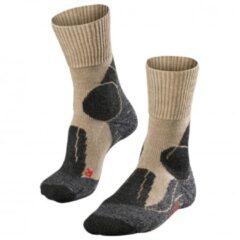 Falke - TK1 - Trekkingsokken maat 46-48 zwart/beige/grijs