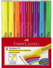 Faber Castell Tekstmarker Faber-Castell 38 48 stuks op blister
