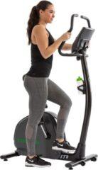 Grijze Tunturi Performance E50 Hometrainer - Fitness Fiets - Ergometer