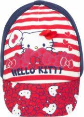 Rode Hello Kitty baby cap