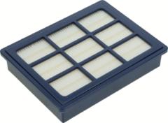 Blauwe Nilfisk Hepafilter H14 voor ELITE / SELECT stofzuigers