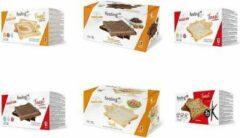 Feeling Ok | Mix Eiwitrijke Toast | Voordeelpakket | 6 x 160 gram | Koolhydraatarme Toast