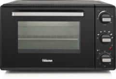 Zwarte Tristar OV-3625 - Hetelucht oven - 28 L – 1500 W