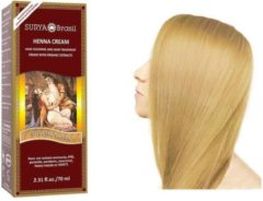 Surya Brasil Henna Haarverf Cream Swedish Blonde 70ml