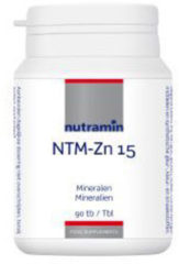 Nutramin NTM-Zn 15 - 90 Tabletten