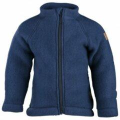 Mikk-Line - Wool Baby Jacket - Wollen jack maat 104 blauw