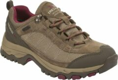 Trespass Womens/Ladies Scree Lace Up Technical Walking Shoes (Brindle)