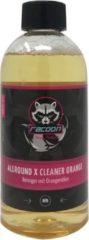 Universeel Racoon ALLROUND X CLEANER Reiniger met sinaasappelolie - 500ml