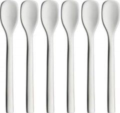 Zilveren WMF Nuova - Espressolepels 6 stuks
