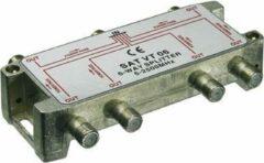 Goobay 67004 kabeladapter/verloopstukje Zilver