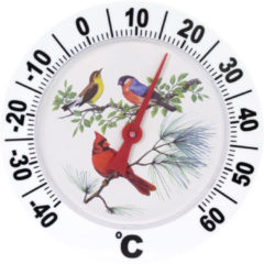 Buitenthermometer GD Import wit