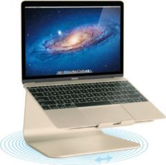 Gouden Apple Rain Design Draaibare mStand 360 f/ MacBook/MacBook Pro/ Laptop