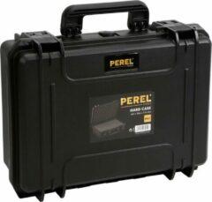 Perel Outdoor-koffer (b x h x d) 336 x 148 x 300 mm Zwart HC300S
