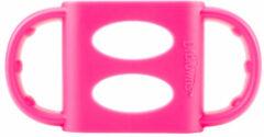 Dr. Brown's Siliconen Handvat voor standaardfles - roze