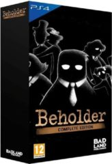 Badland indie Beholder: Complete Edition Collector's Edition - PS4