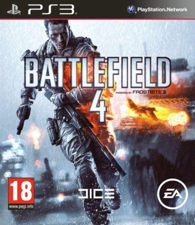 Afbeelding van Electronic Arts Battlefield 4 - PS3
