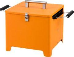 "Tepro ""Cube"" Chill&Grill Holzkohlegrill - orange"