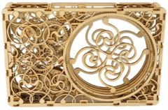 Wooden City Houten 3D puzzel mechanische foto 34,7 cm