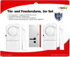 Heitech Tür- und Fensteralarm, 2er Set