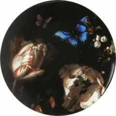 Heinen - Wandborden - Boomblauwtje 26,5cm