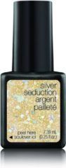 SensatioNail Gel Polish Silver Seduction - Gel Nagellak - Zilver