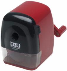 Puntenslijpmachine Möbius & Ruppert rood, tafelmodel
