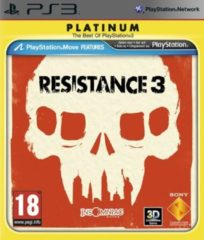 Sony Resistance 3 - Essentials Edition