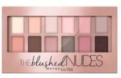 Maybelline New York The Blushed Nudes Palette - 12 Roze Nude Tinten - Oogschaduw Palet (9,6ml)