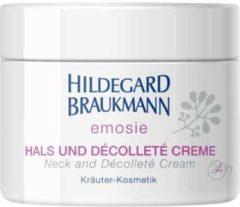 Hildegard Braukmann Pflege Emosie Hals und Décolleté Creme 50 ml