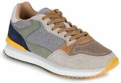 HOFF Mannen Sneakers - Bristol - Taupe - Maat 46
