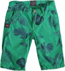Indian Blue Jeans Indian blue groen chino short Maat - 92/98