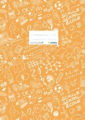HERMA 19405 1stuk(s) Oranje tijdschrift- & boekomslag