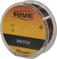 Bruine Rive Match Line - 300m - 0.128mm