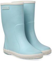 Blauwe Bergstein Rainboot lichtblauw regenlaarzen kids